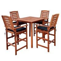 Bàn ghế gỗ 02