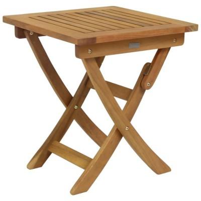 Bàn gỗ hình vuông xếp