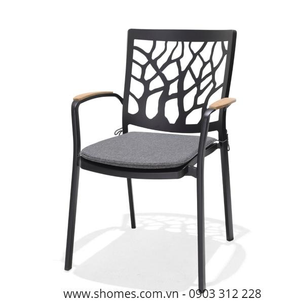 Bàn ghế nhôm ngoài trời