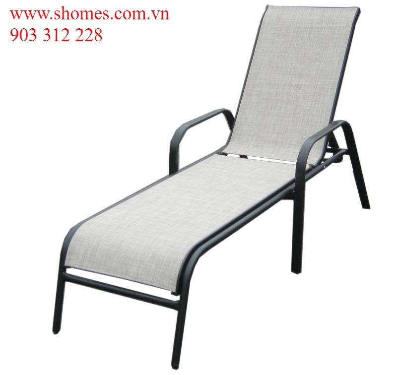Mẫu ghế tắm nắng sắt đẹp giá tố