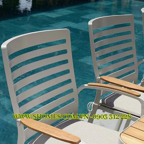 bàn ghế ngoiaf trời nội thất