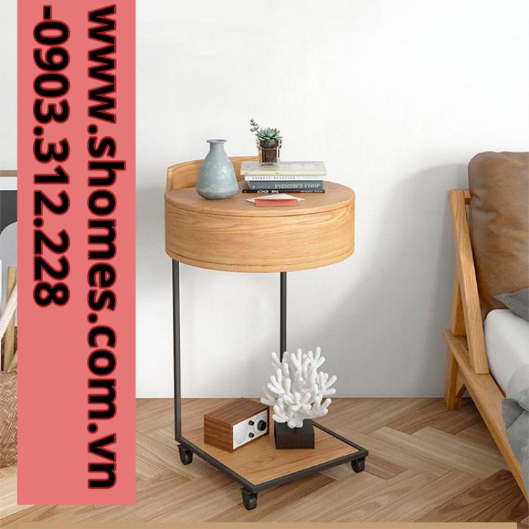 bàn trang điểm gỗ giá rẻ