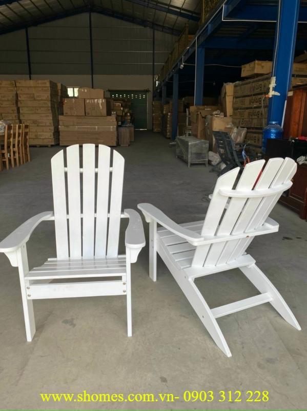 ghế gỗ tắm nắng giá ưu đãi