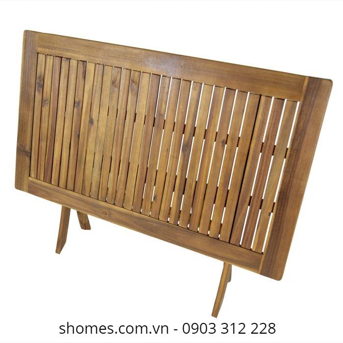 bàn gỗ xếp giá rẻ