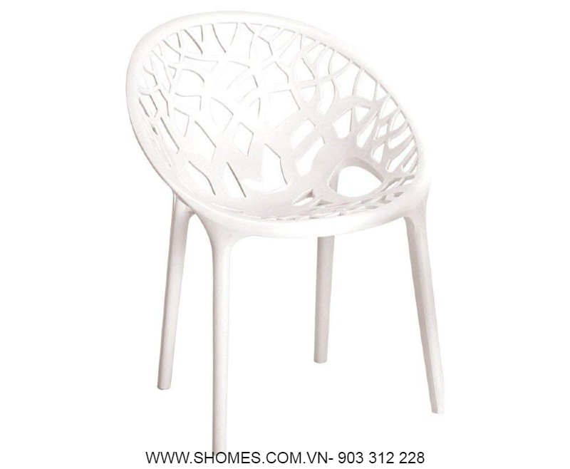 ghế nhựa dựa nhỏ