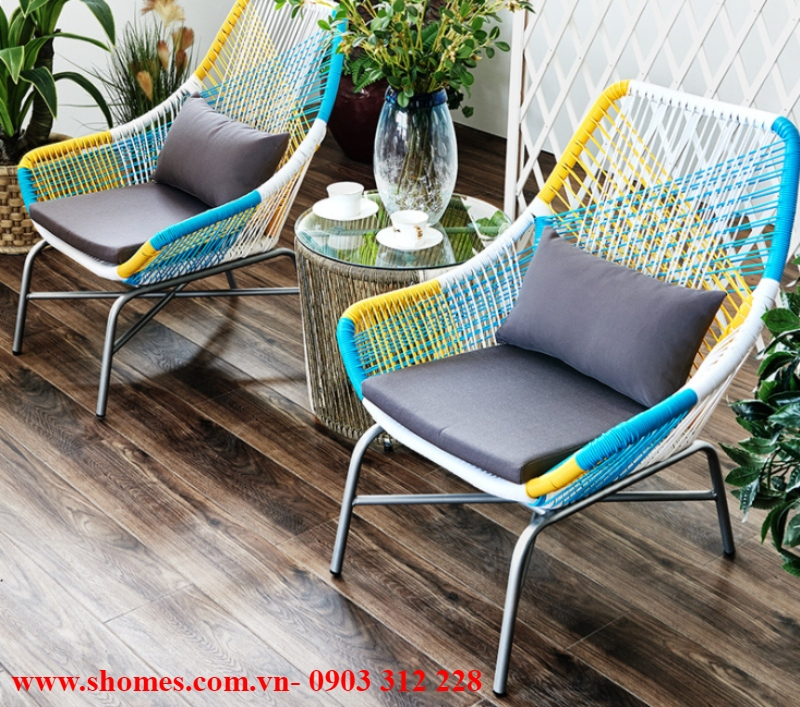 bàn ghế sắt giá tốt