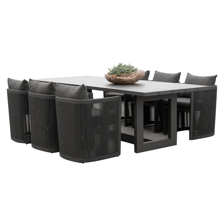 Bộ bàn ghế olefin