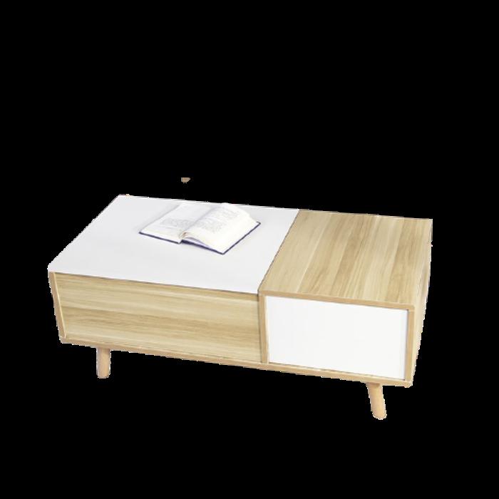 Bộ bàn trà gỗ 01